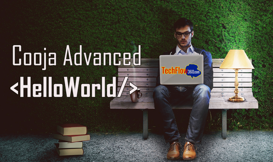 Contiki Cooja Hello World Advanced Tutorial