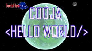cooja-hello