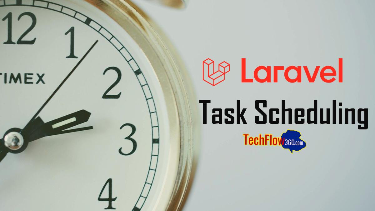 laravel task