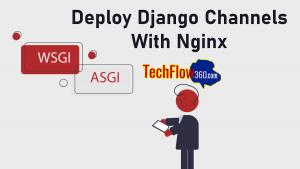 django channels deploy